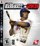 Major League Baseball 2K8 (PlayStation 3)
